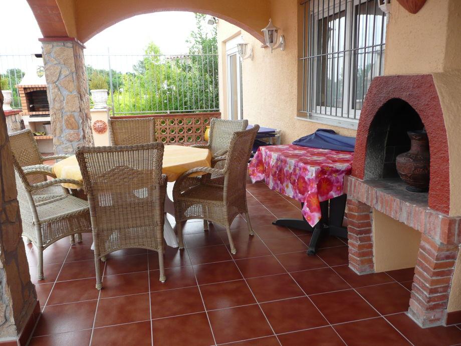 Ferienwohnung oben casa wello costa brava provinz girona for 55 qm wohnzimmer