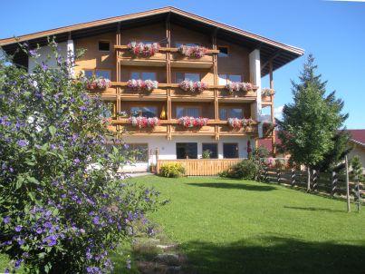 im Gästehaus Zedlacherhof