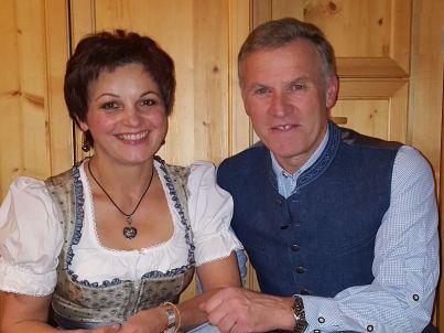 Ihr Gastgeber Margarethe Wibmer