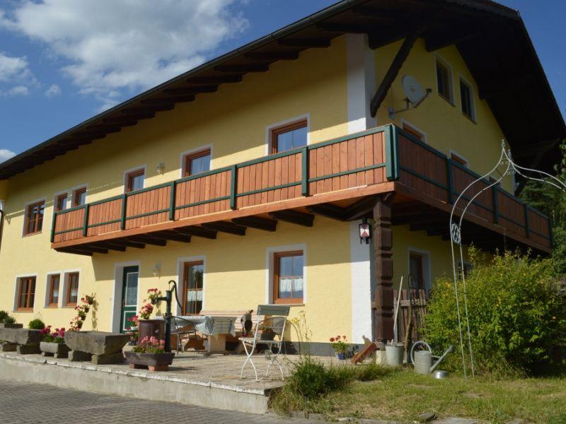 Ferienwohnung Ferien- und Reitanlage Tannnenhof