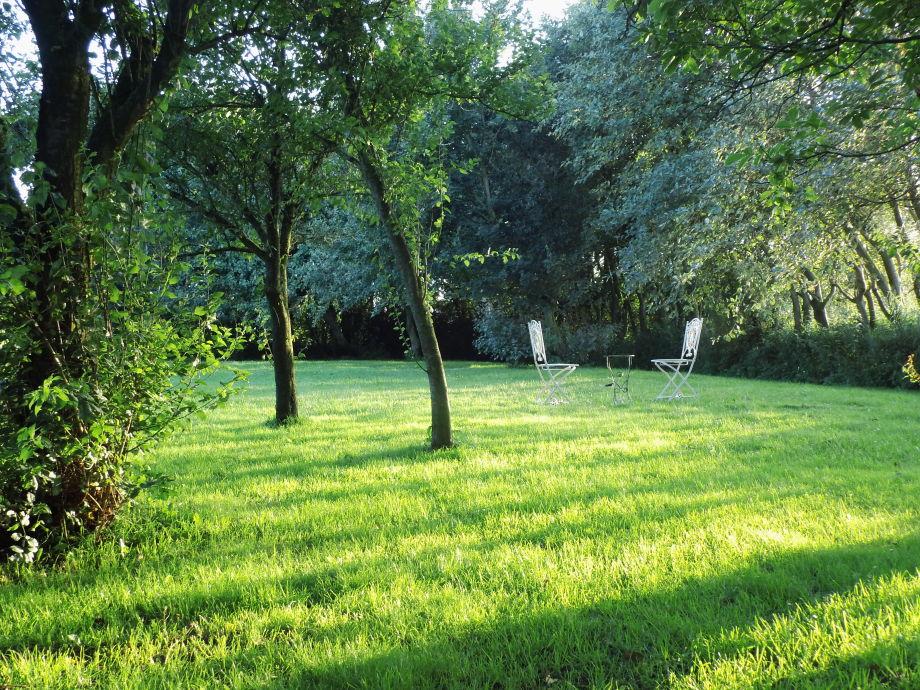 Relaxen oder was das Herz begehrt... im Garten