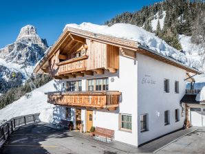 Apartment Milandura in the house of Col da vënt