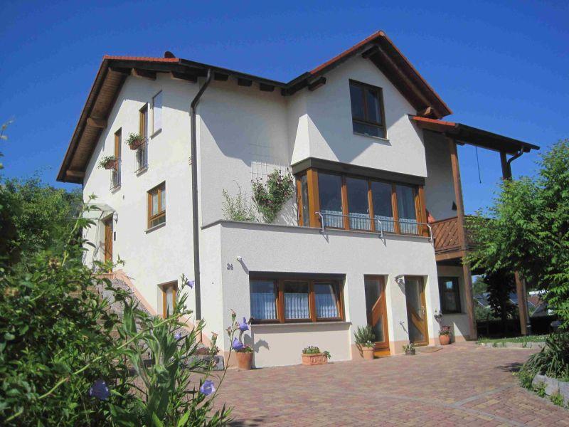 Ferienwohnung Haus Schwarzwaldblick Ettenheim