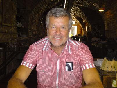 Ihr Gastgeber Rudolf Stiegler