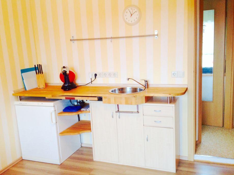 Kleine Küchenzeile Im Wohnzimmer ~ ferienwohnung jurk, spreewald herr falko jurk