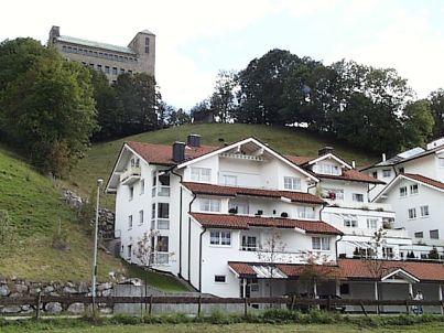 unter der Burg in Sonthofen, Allgäu