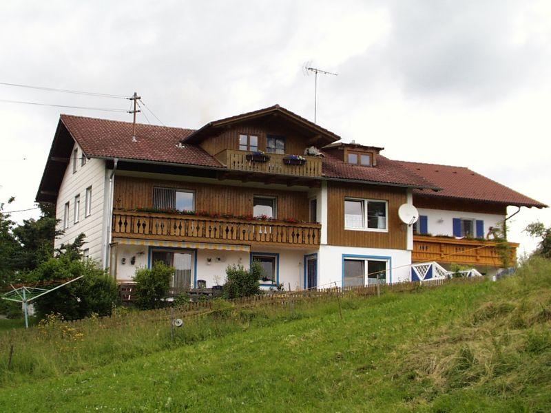 Ferienwohnung Urlaub bei einem Bauernhof in Roßhaupten im Allgäu