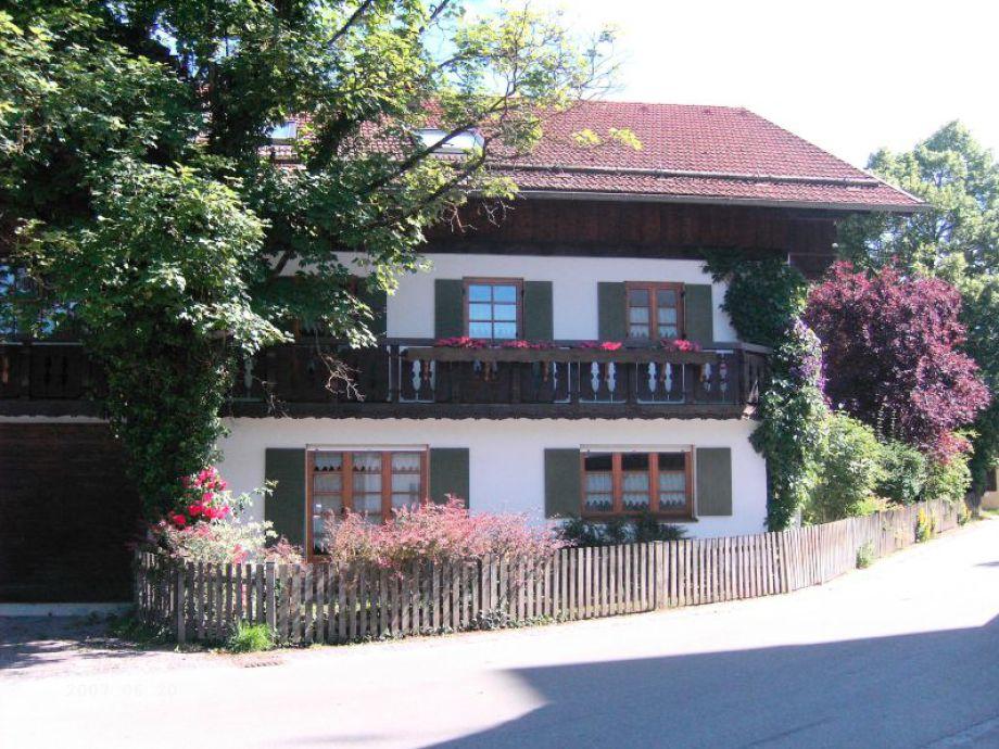Schönes Gästehaus in Lechbruck-Prem