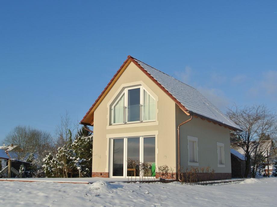 Außenaufnahme Büdnerhaus Pieskow