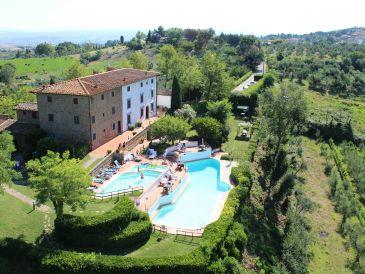 Holiday apartment Borgo La Casaccia
