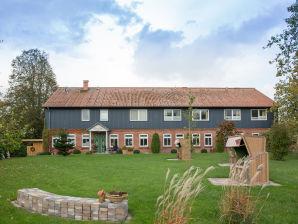 4 Personen Apartment, Ostseeurlaub im Dorf