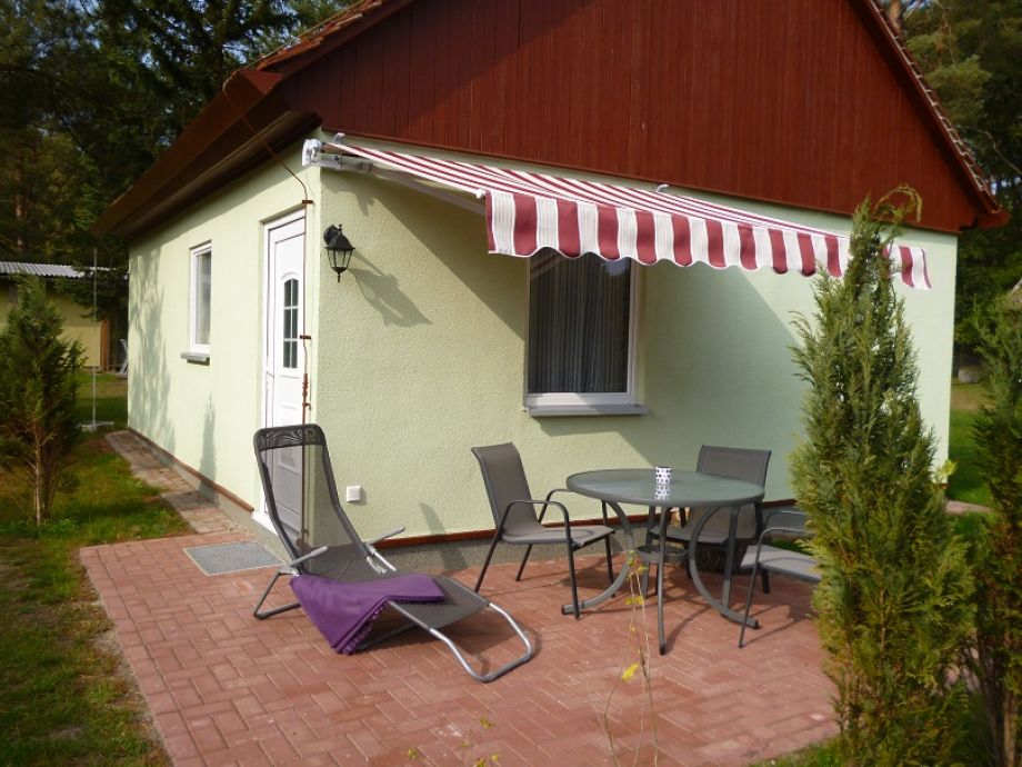 Ferienhaus Wolzig im Feriendorf