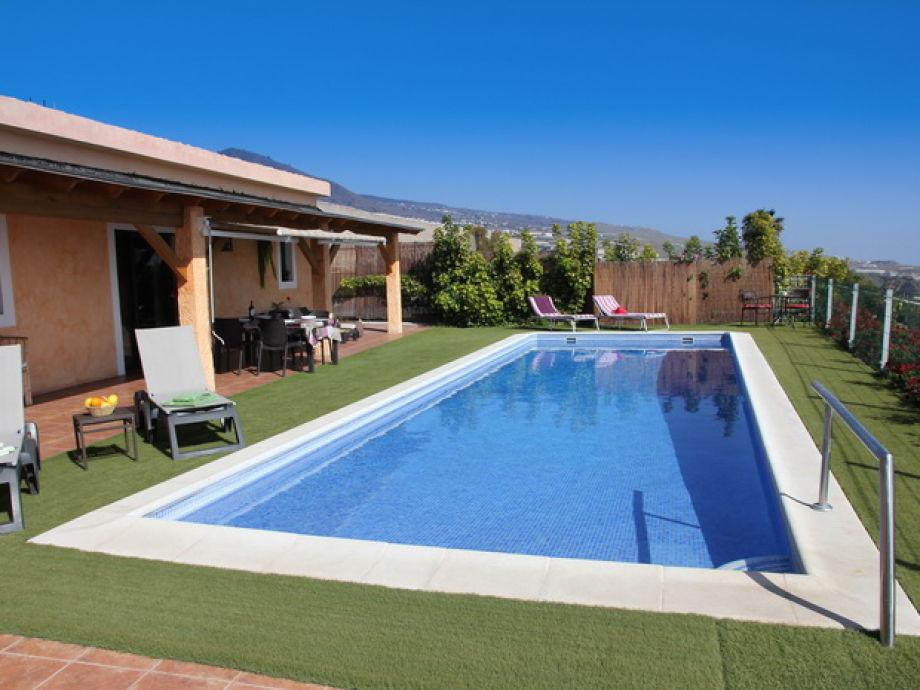 Der grosse Pool - Casa Juanito- Teneriffa Südwest
