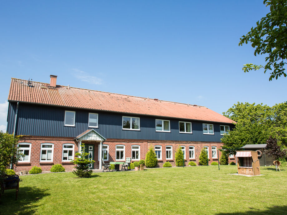 Ostseeurlaub im Dorf