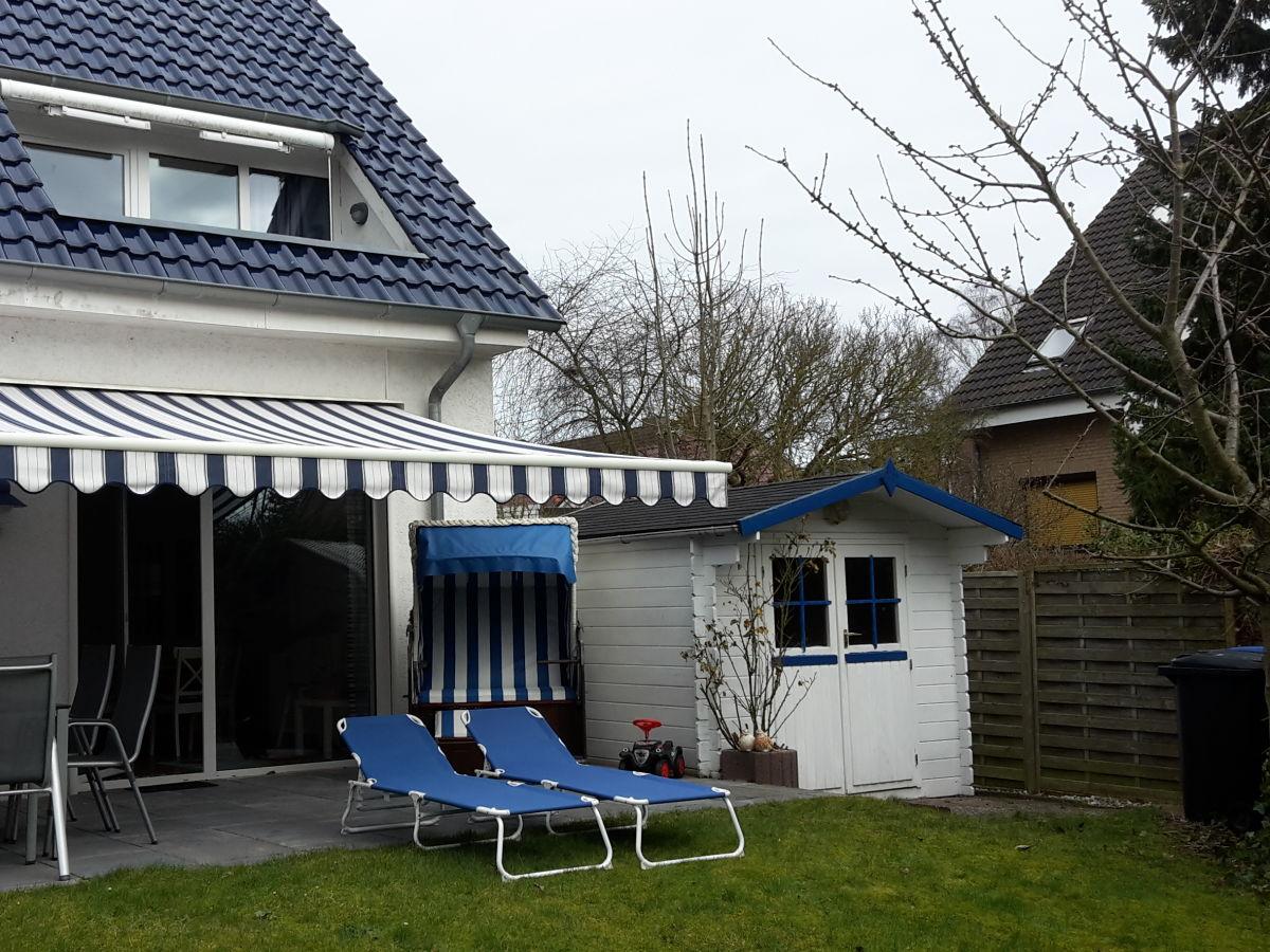 Schuppen Für Mülltonnen ferienhaus haus niendorf, niendorf (ostsee), firma bertram & plate