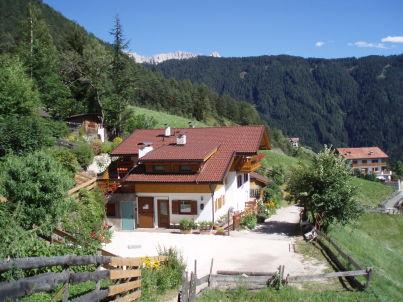 Balkonwohnung im Ferienhaus Leitner