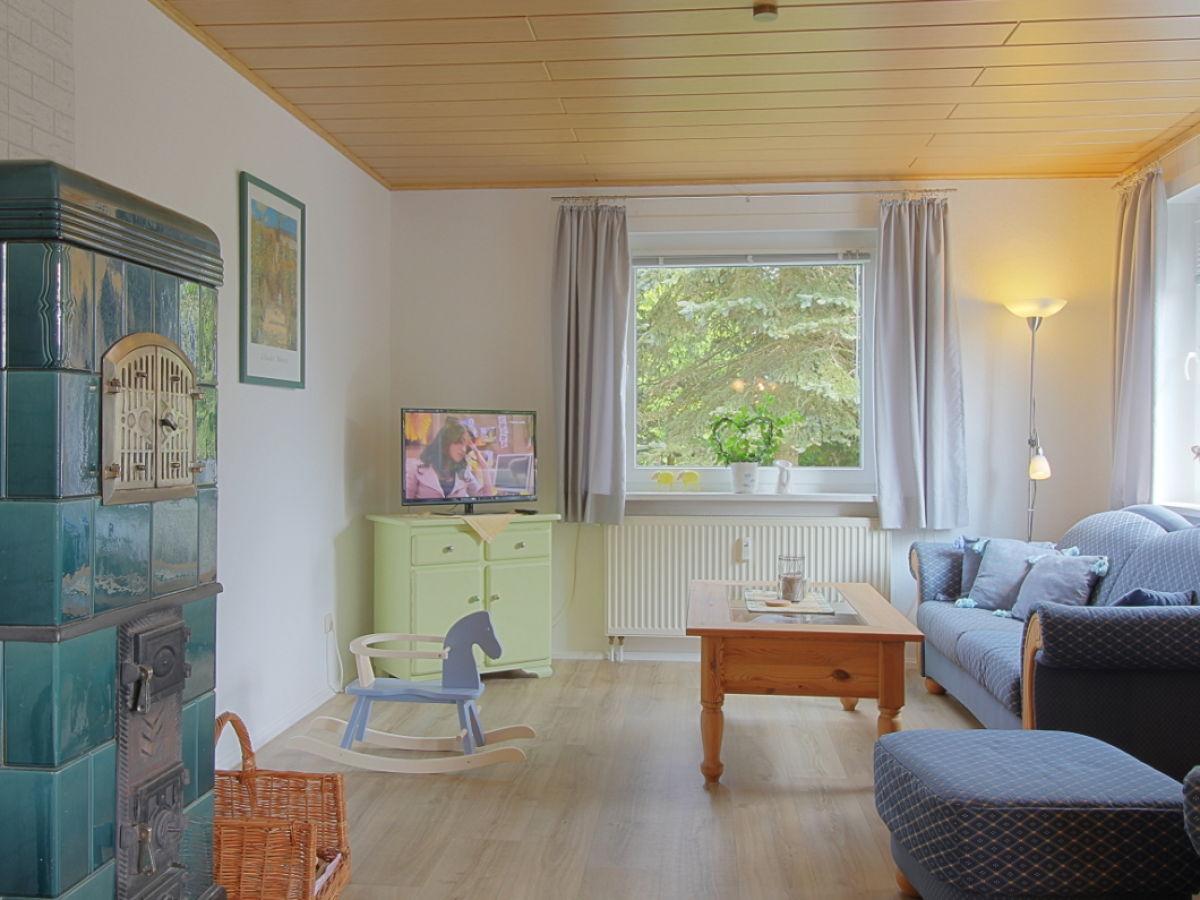 Ferienwohnung Sperling im Haus Tanneneck, Harz - Frau Silke Dedenbach