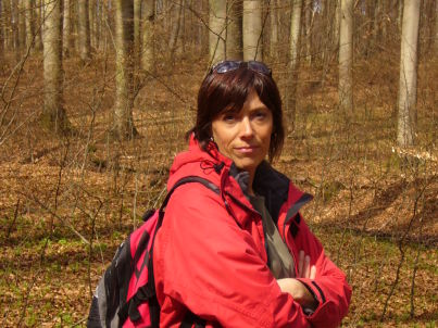 Your host Susanne Werner
