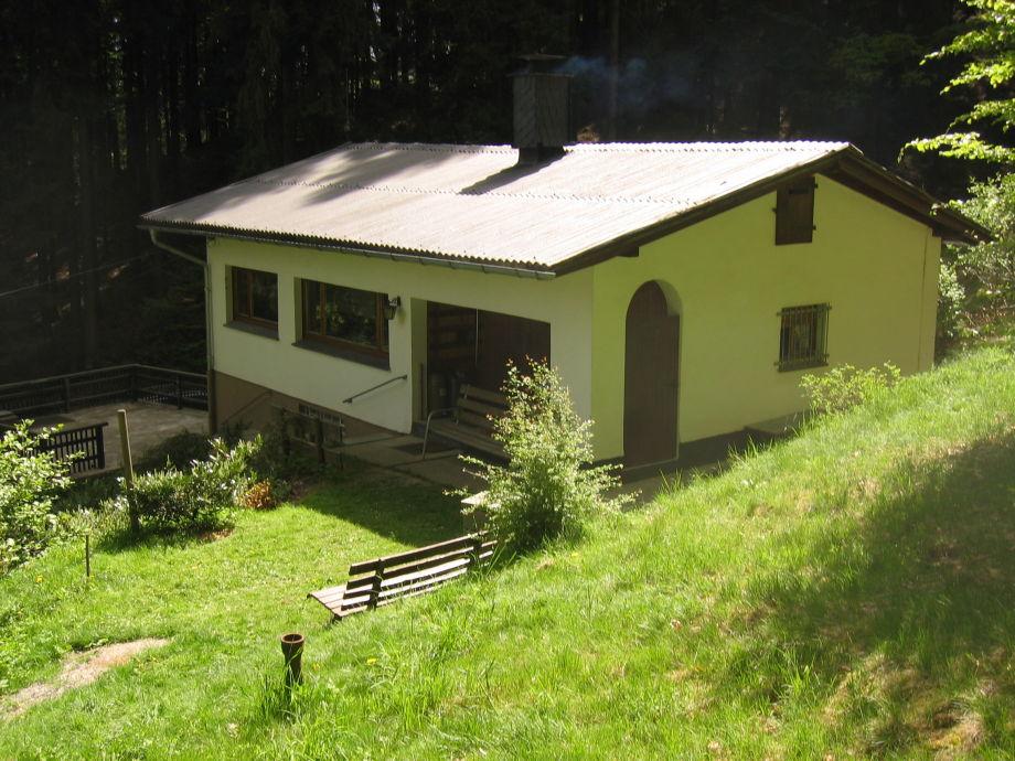 Außenaufnahme in Bontkirchen-Brilon