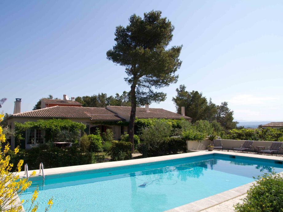 Ferienwohnung in einem provenzalischen Landhaus