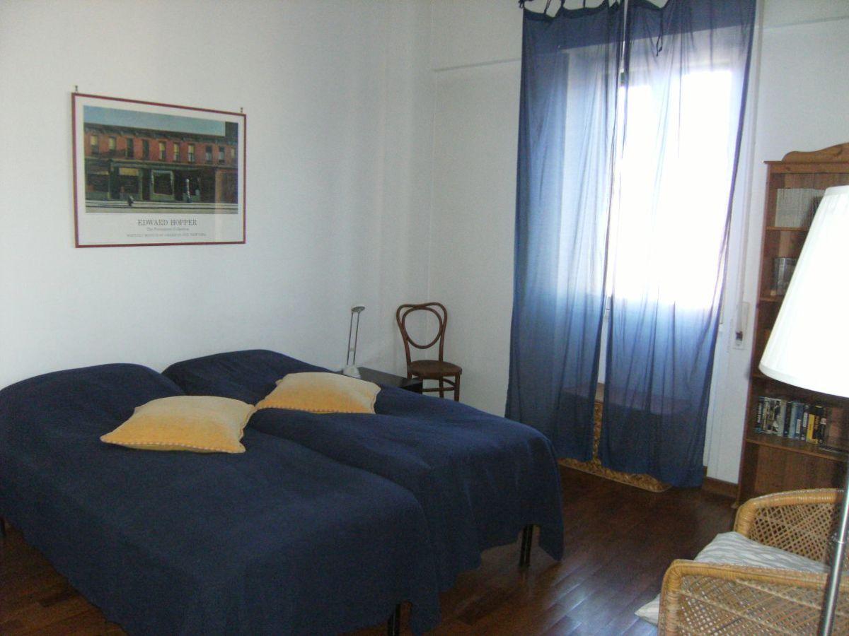 Ferienwohnung attico panoramico s pietro rom zentrum - Schlafzimmer rom ...