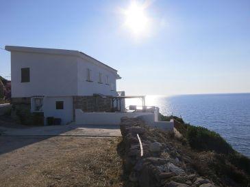 Ferienwohnung in der Villa S. Maria del Mare