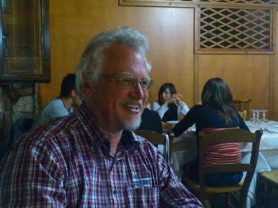 Ihr Gastgeber Ernst-Günther Kroha