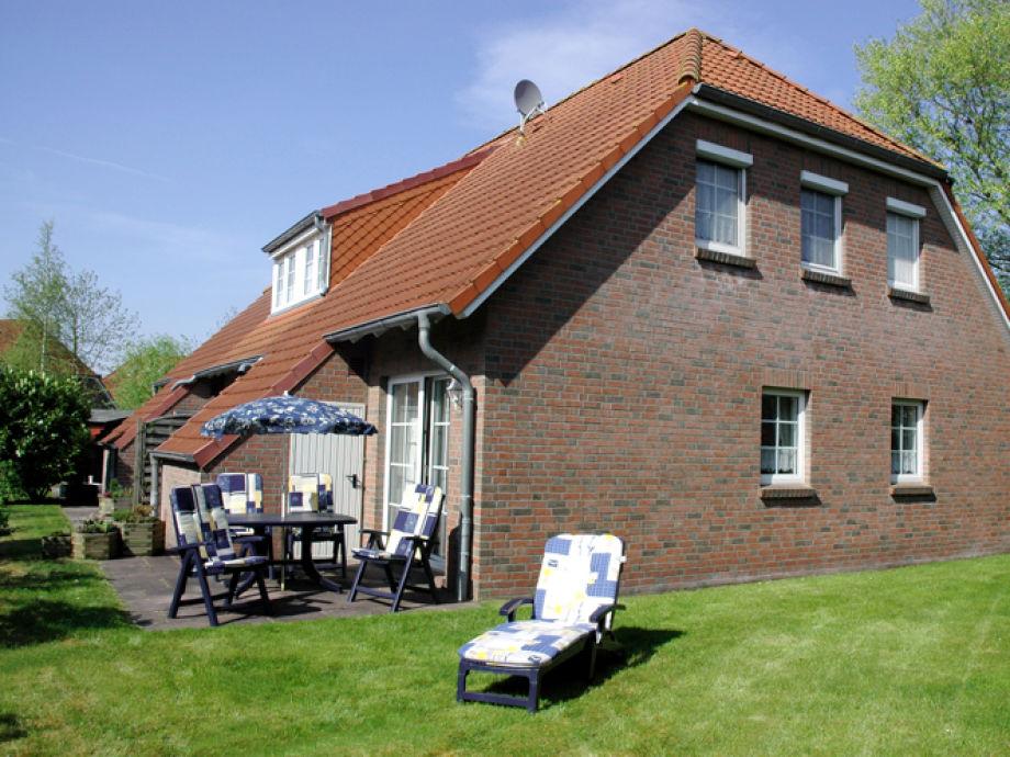 Das Haus mit großem Garten