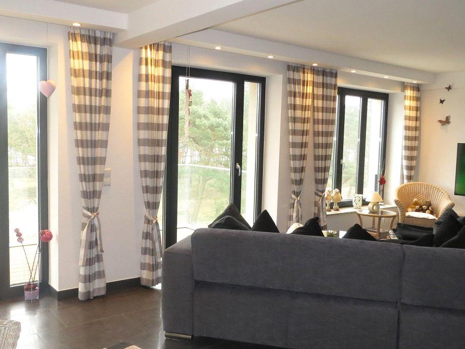 Ein eleganter Wohnbereich erwartet Sie.