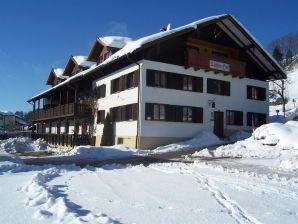 Ferienwohnung 3 im Gästehaus Kohlerhof