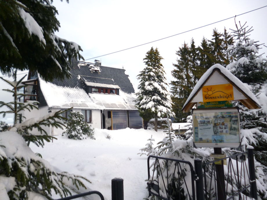schneereiche Winter