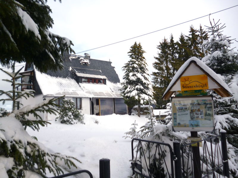 Holiday apartment Haus Sonnenhügel