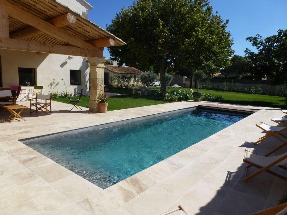 Pool samt Poolhaus nahe Saint-Rémy-de-Provence