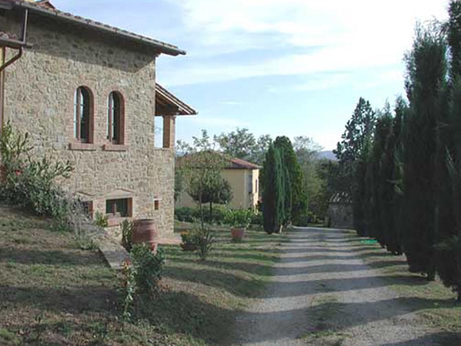 Außenaufnahme Agriturismo di Pastina Alta - I due Pini