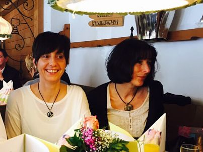 Your host Brigitte und Barbara Besler Gbr