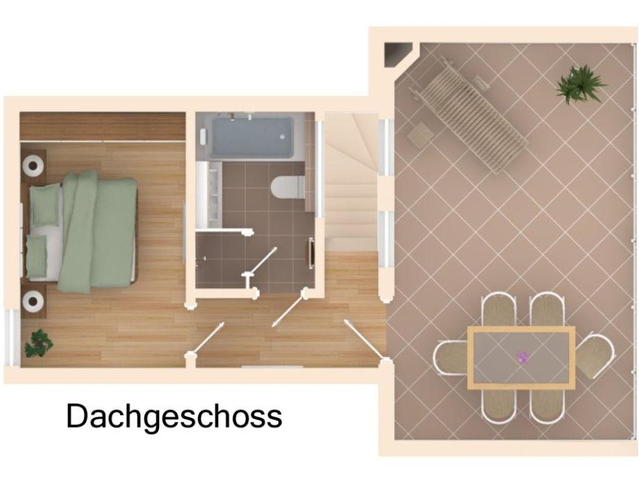 Bad grundrisse dachgeschoss verschiedene for Raumgestaltung dachgeschoss