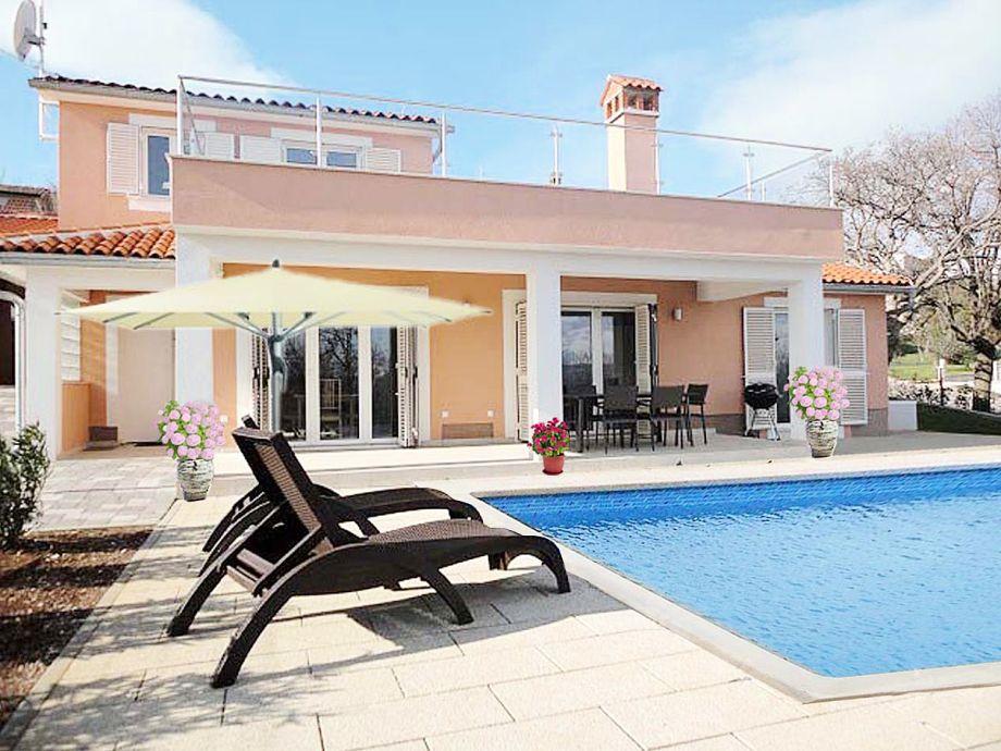 Außenaufnahme Casa Ina al Mare
