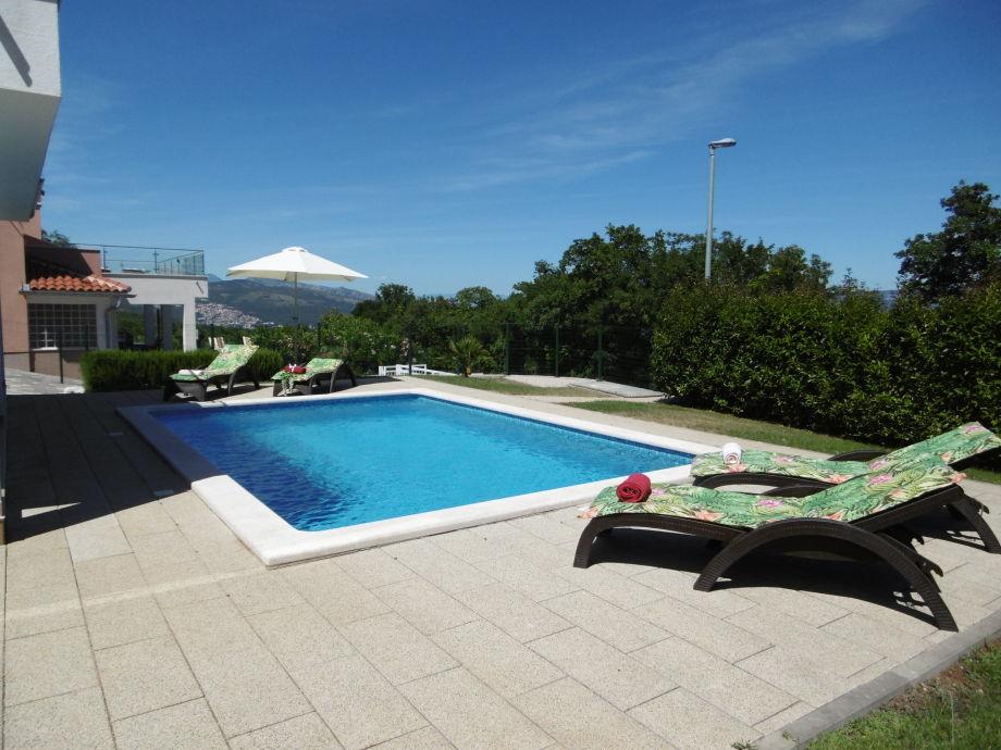 Außenaufnahme Villa Casa Ina al Mare