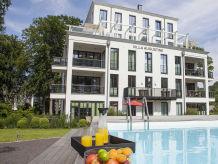"""Ferienwohnung Baltic Cloud - Parkvilla """"Augustine"""" direkt im Kurpark"""
