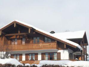 Ferienwohnung Alpenzauber