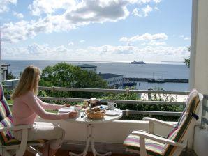 Ferienwohnung Urlaub nur mit Meer- blick pur