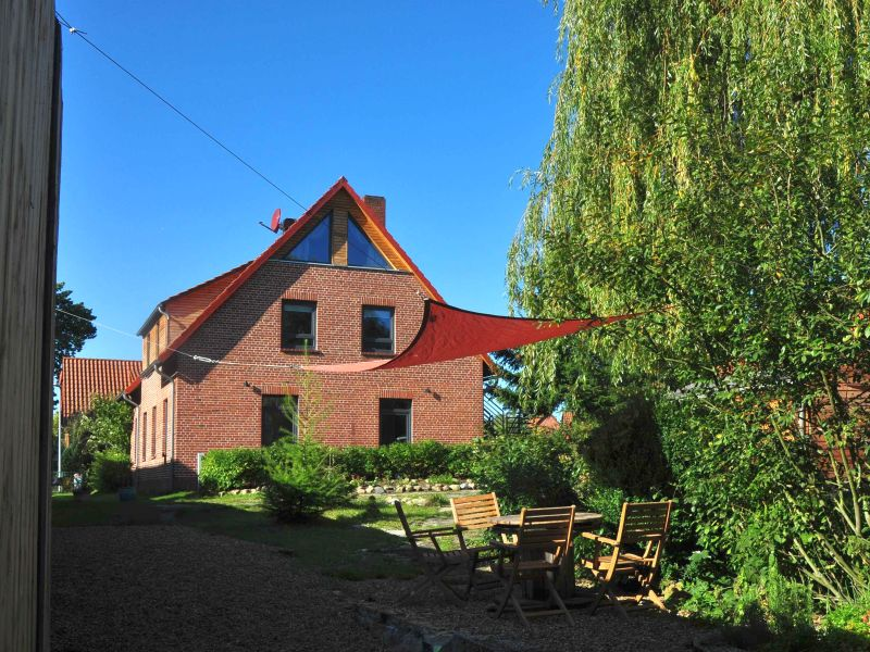 Holiday apartment Gartenland