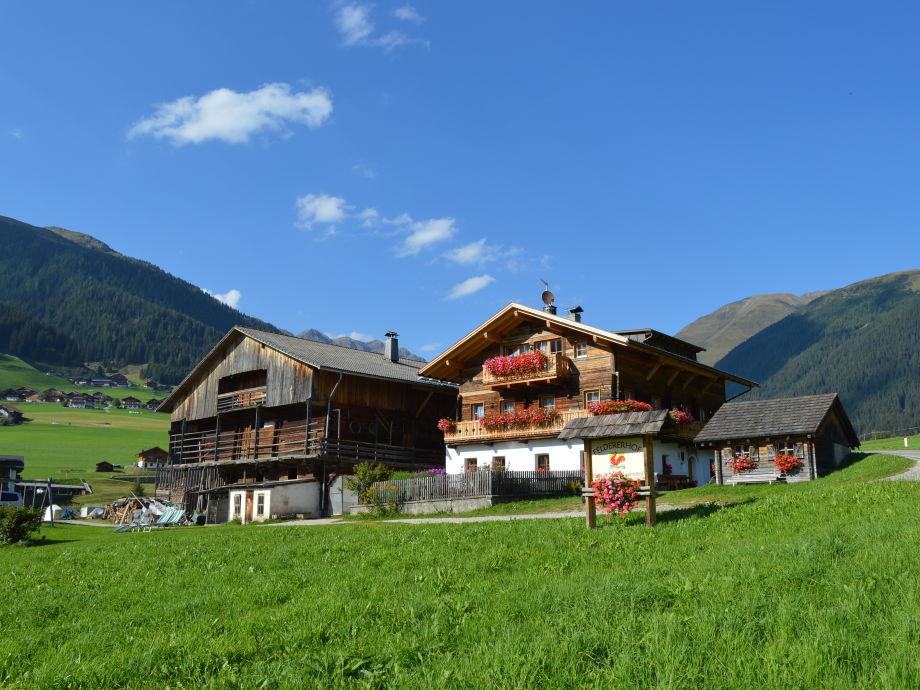 Der Feldererhof in Südtirol