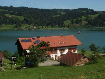 Hornblick im Landhaus Sinz