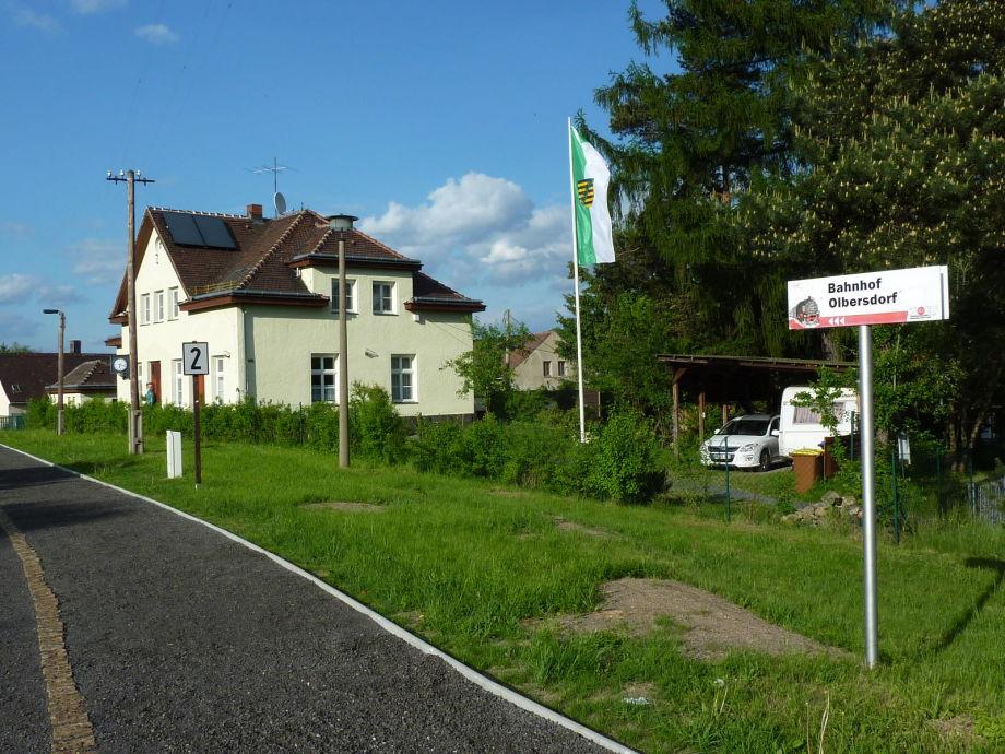 Das Einfamilienhaus mit Ferienwohnung
