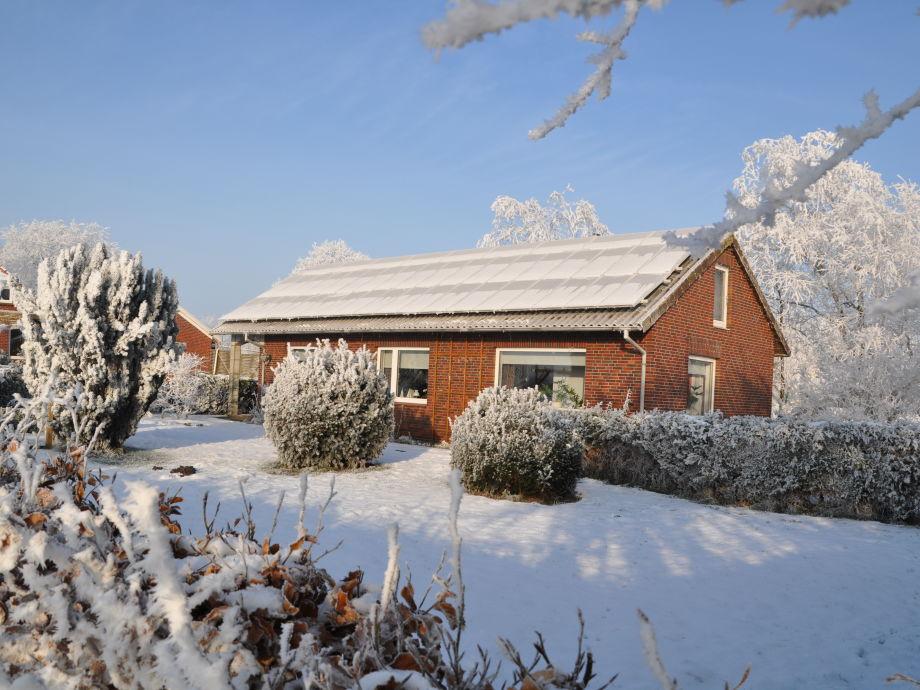 MoorPütt im Schnee
