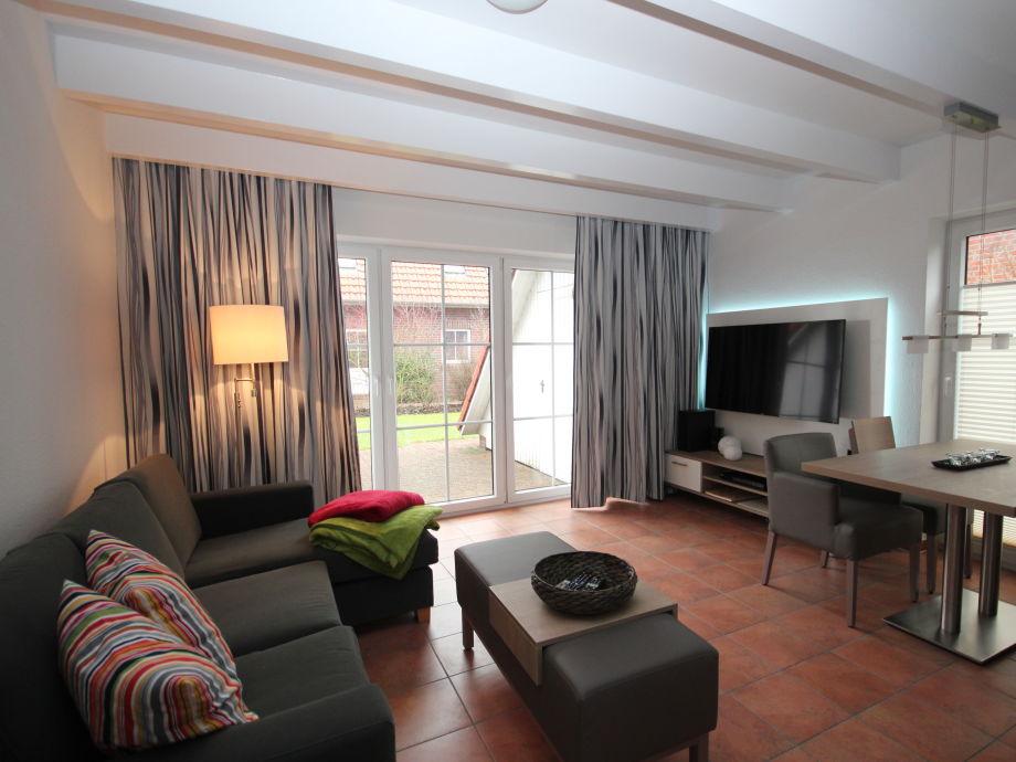 Moderner komfortabler Wohnbereich