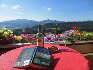 Ferienwohnung Allgäublick im Haus Panorama