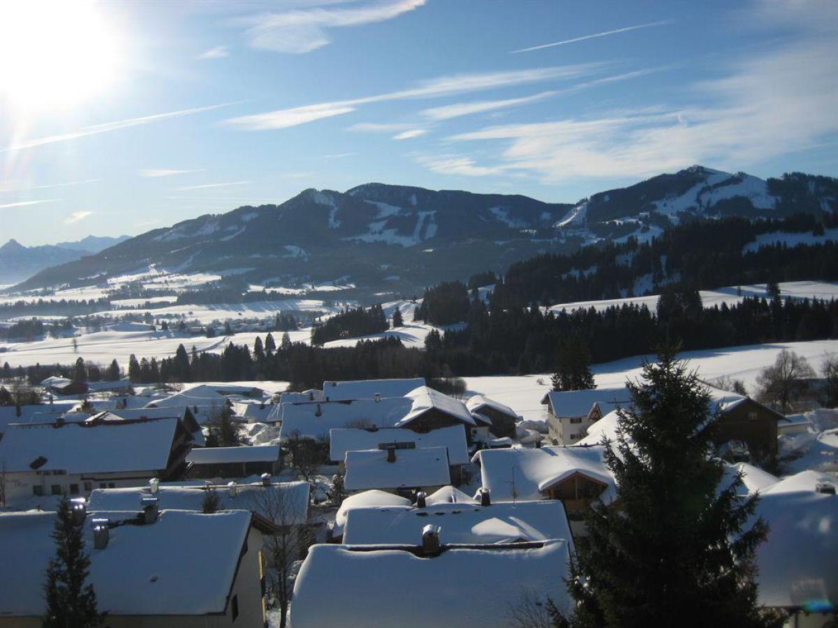 Ferienwohnung Allgäublick im Haus Panorama Oy Mittelberg