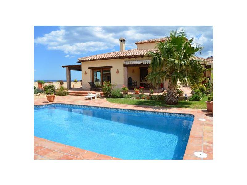 Ferienhaus Buena Vista mit Pool